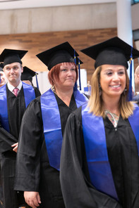 Graduates of the Master of Business Law
