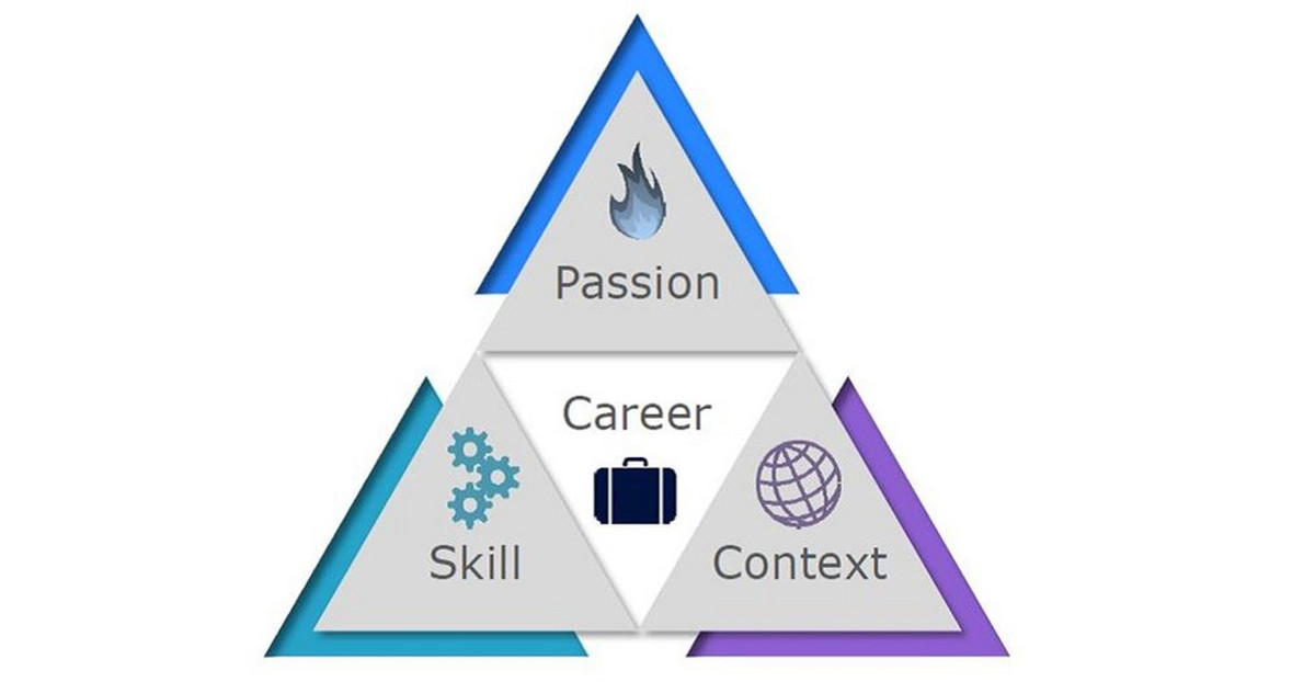 Picture of the Career Triangle
