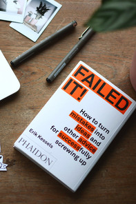 "Book with the titel ""Failed it"""