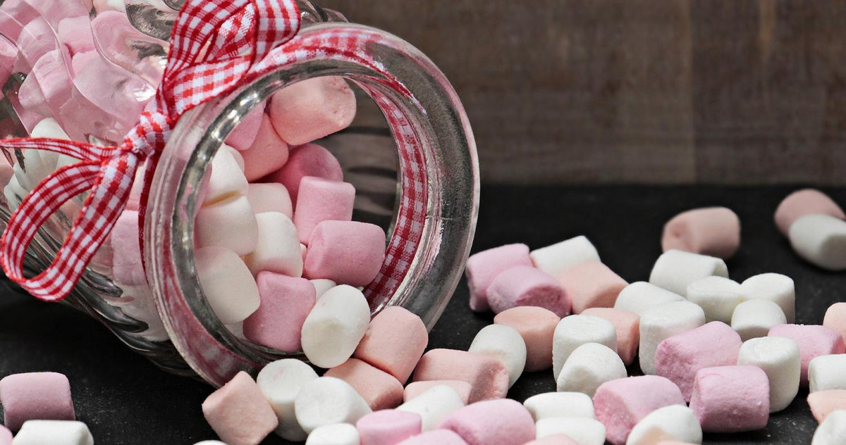 Picture of  marshmallows