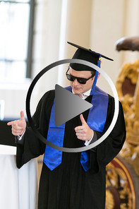 Professional MBA Graduation 2016