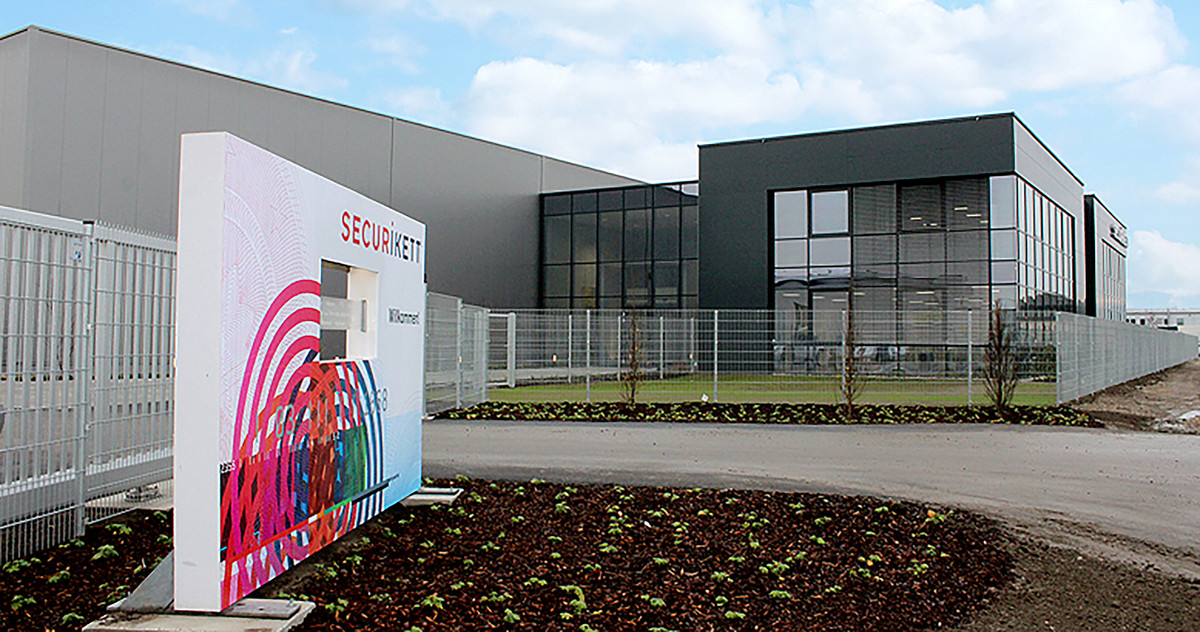 Picture of new building in Münchendorf