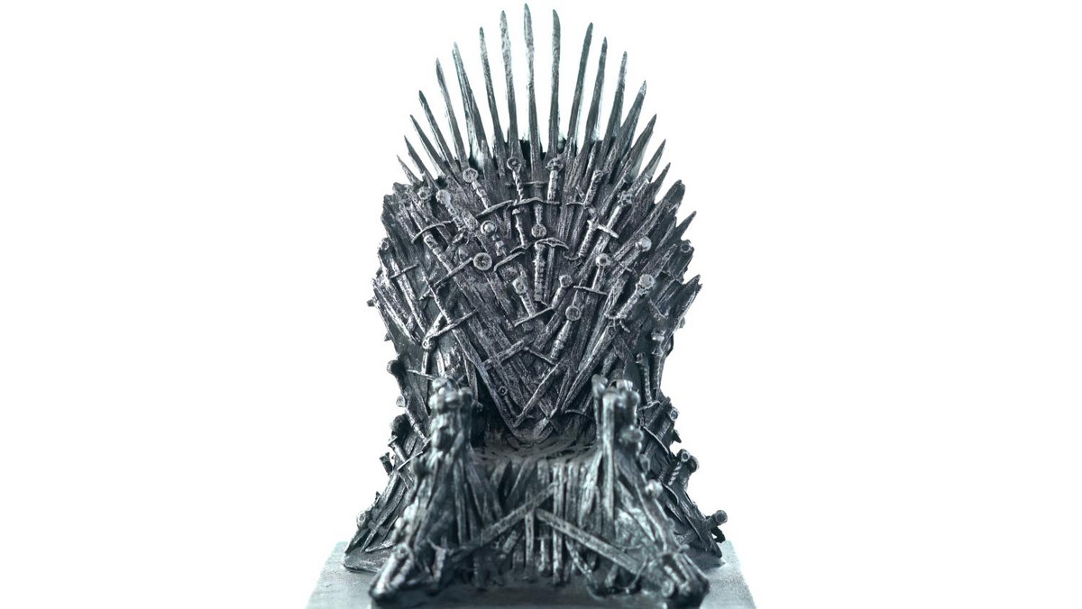 Pic of the Iron Throne