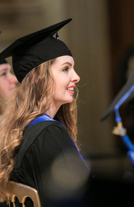 Professional MBA Graduation 2020