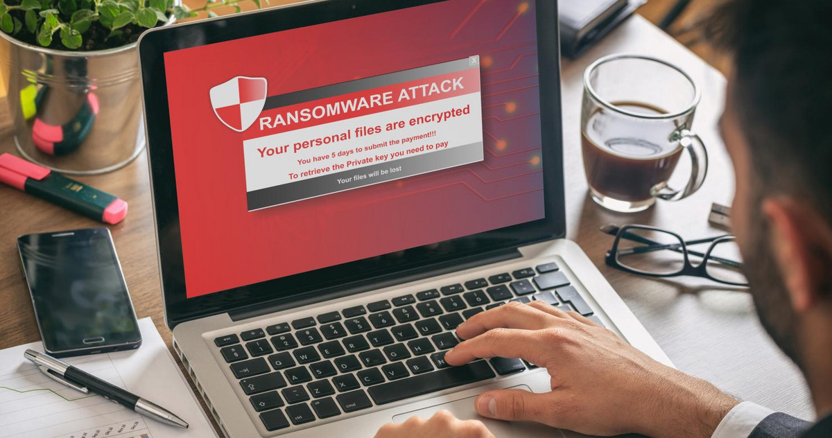 Ransomware erfordert Cyber Security