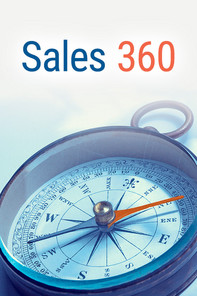 Compass and the words Sales 360