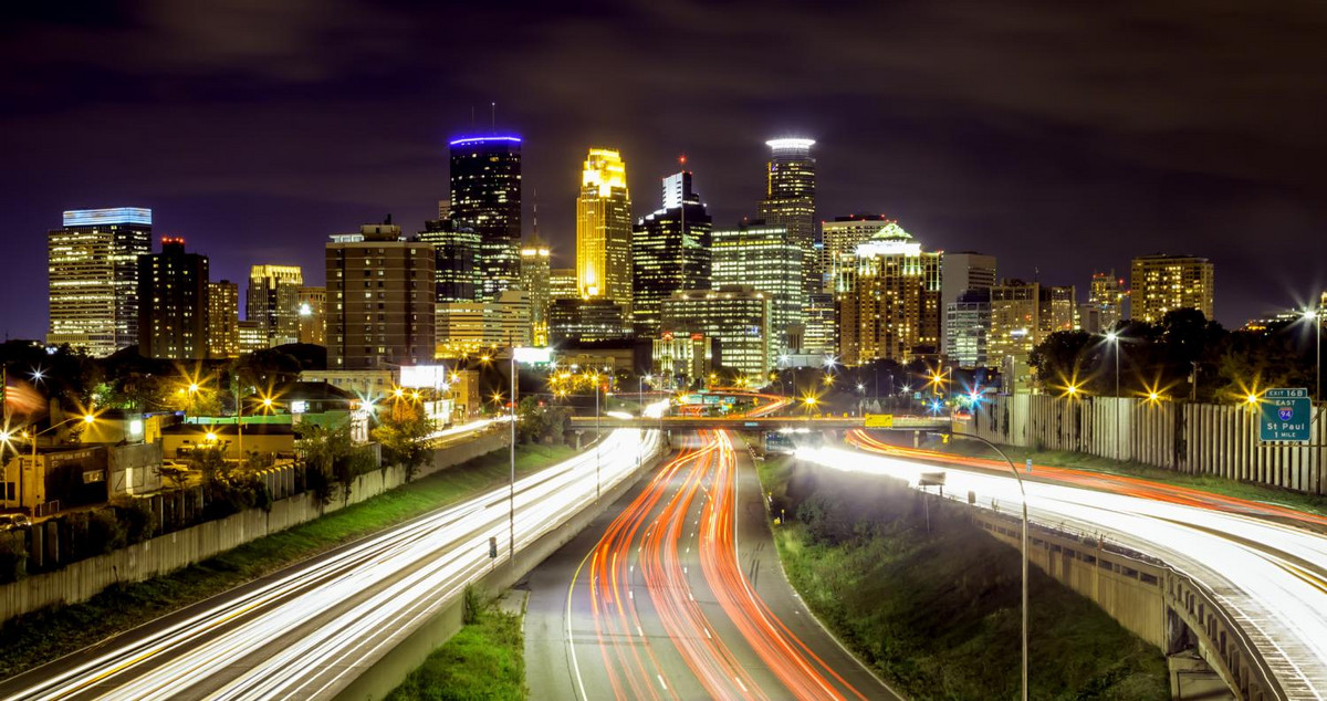 Pic of Minneapolis as part of the Executive Academy's emba program
