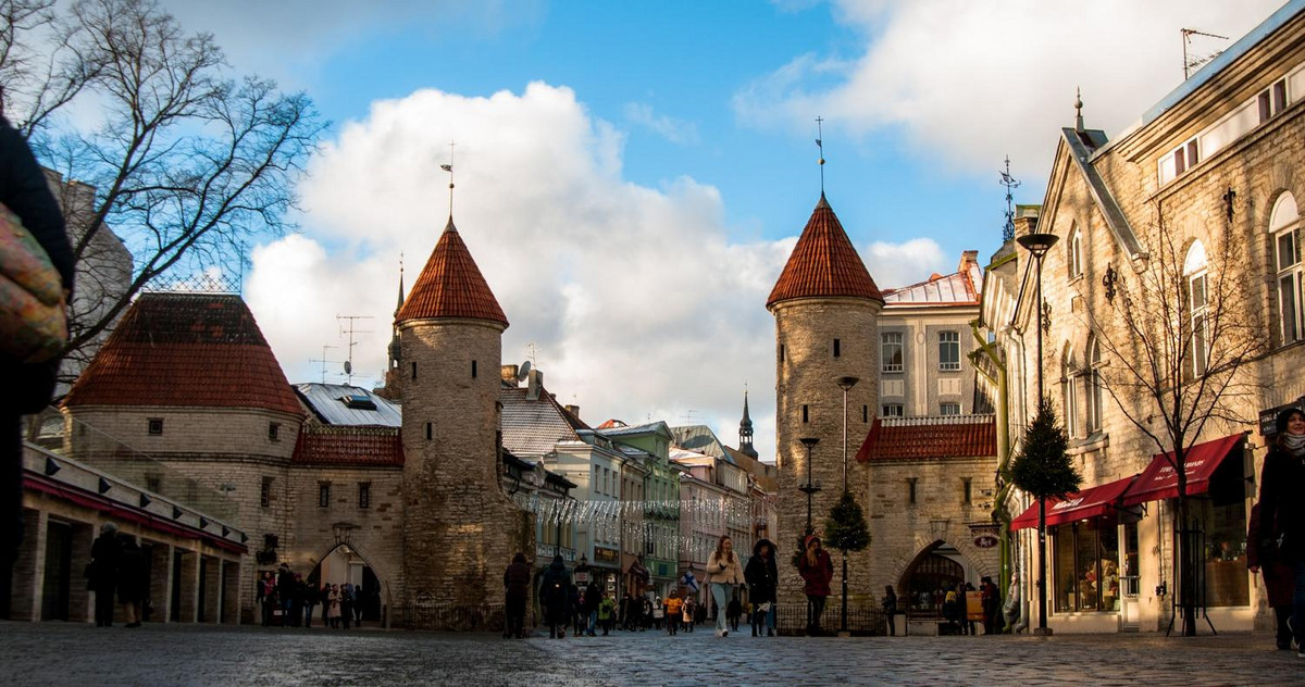 Picture of Tallinns Old Town