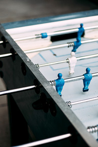 Picture of a Tablesoccer-table