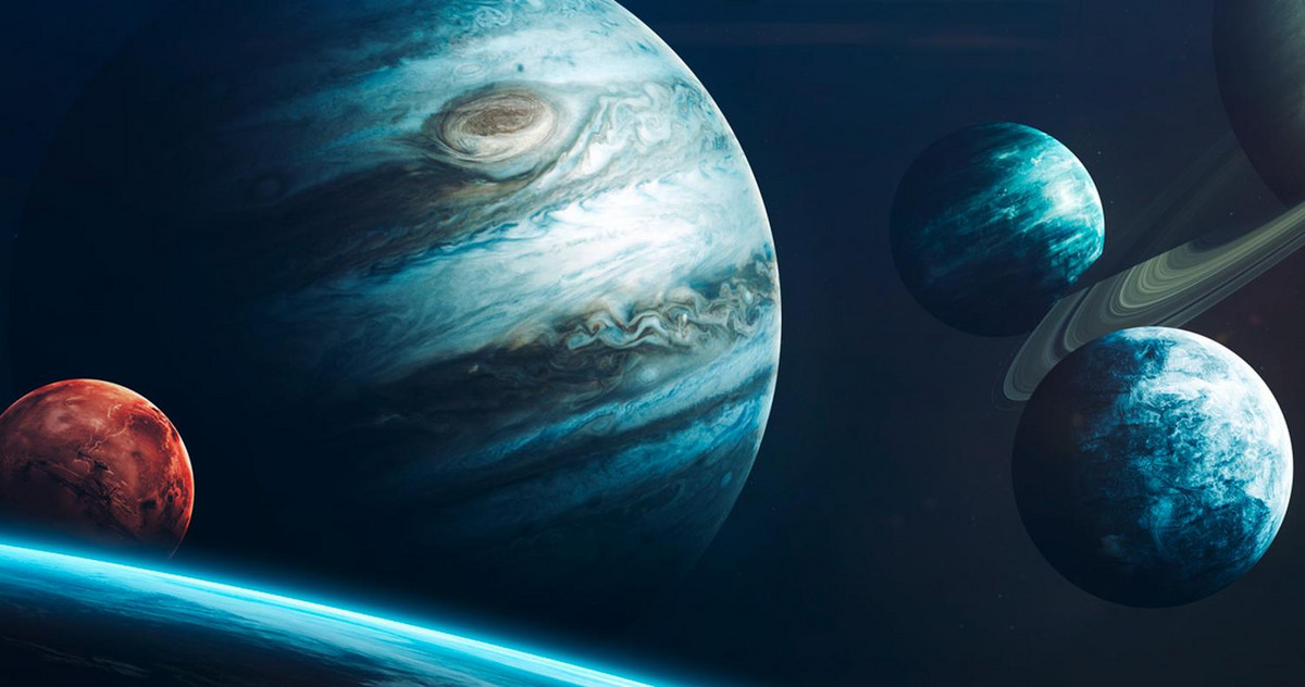 Pic of planets